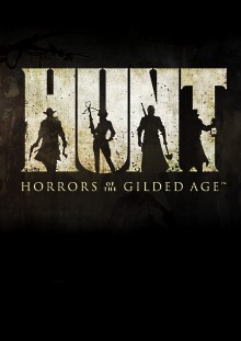 HUNT: Horrors of the Gilded Age Box Art