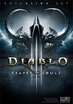 Diablo III: Reaper of Souls Box Art
