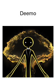 Deemo Box Art