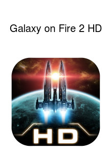 Galaxy on Fire 2 HD Box Art