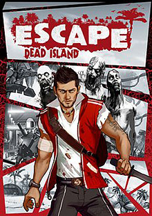 Escape Dead Island Box Art