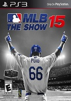 MLB 15: The Show Box Art
