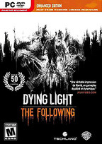 Dying Light: The Following Box Art