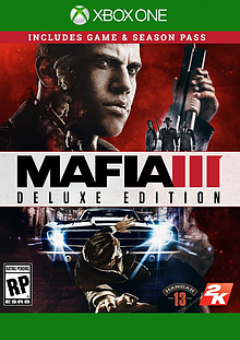 Mafia III Box Art
