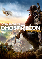 Tom Clancy's Ghost Recon Wildlands Box Art