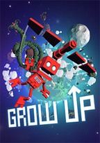 Grow Up Box Art