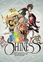 Shiness: the Lightning Kingdom Box Art