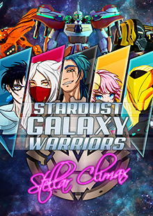 Stardust Galaxy Warriors: Stellar Climax Box Art