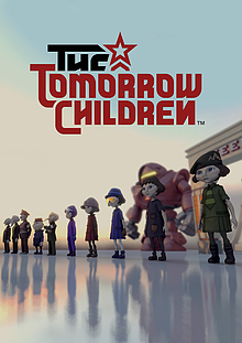 The Tomorrow Children Box Art