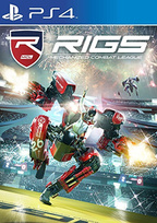 RIGS Mechanized Combat League Box Art