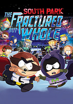 South Park: The Fractured But Whole Box Art