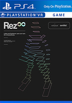 Rez Infinite Box Art