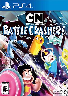 Cartoon Network: Battle Crashers Box Art