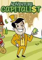 AdVenture Capitalist Box Art