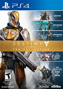 Destiny - The Collection Box Art