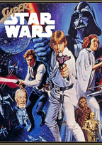 Super Star Wars Box Art