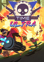 Super Time Force Ultra Box Art