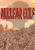 Nuclear Golf Box Art