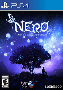 N.E.R.O.: Nothing Ever Remains Obscure Box Art