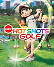 New Hot Shots Golf [Working Title] Box Art