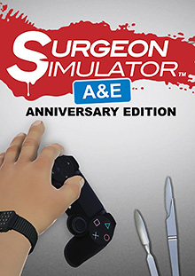 Surgeon Simulator Box Art