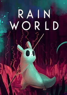 Rain World Box Art