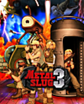 Metal Slug 3 Box Art