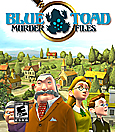 Blue Toad Murder Files: The Mysteries of Little Riddle Box Art