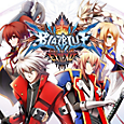 BlazBlue: Chrono Phantasma EXTEND Box Art