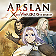 Arslan: The Warriors of Legend Box Art