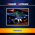 Arcade Archives GRADIUS Box Art