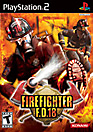 Firefighter F.D. 18 Box Art