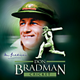 Don Bradman Cricket Box Art