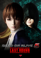 DEAD OR ALIVE 5 Last Round Box Art