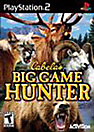 Cabela's Big Game Hunter 2008 Box Art