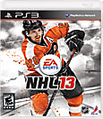 NHL13 Box Art