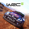 WRC 5 FIA World Rally Championship Box Art