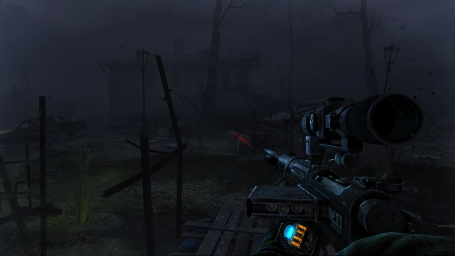 Metro: Last Light Screenshot #133