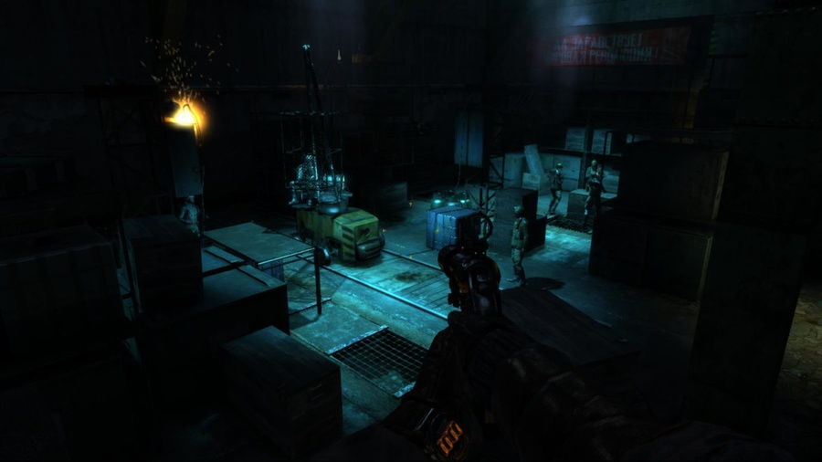 Metro: Last Light Screenshot #106