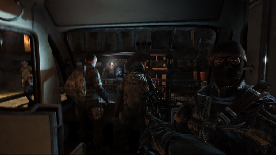 Metro: Last Light Screenshot #197