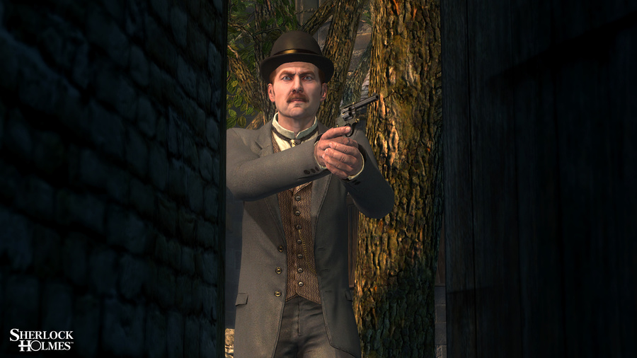 The Testament of Sherlock Holmes Screenshot #8