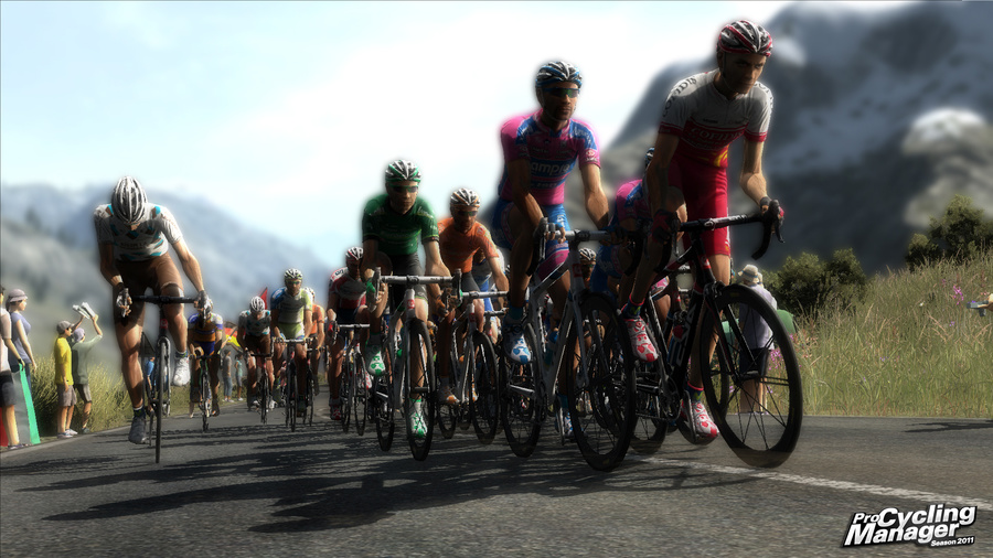 Pro Cycling Manager: Season 2011 Screenshot #1