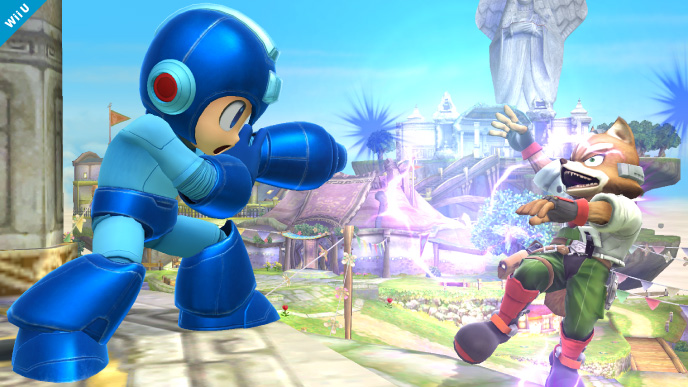 Super Smash Bros. for Wii U Screenshot #2