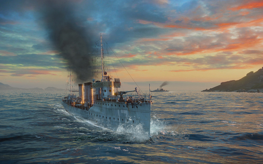 World of Warships Screenshot #9