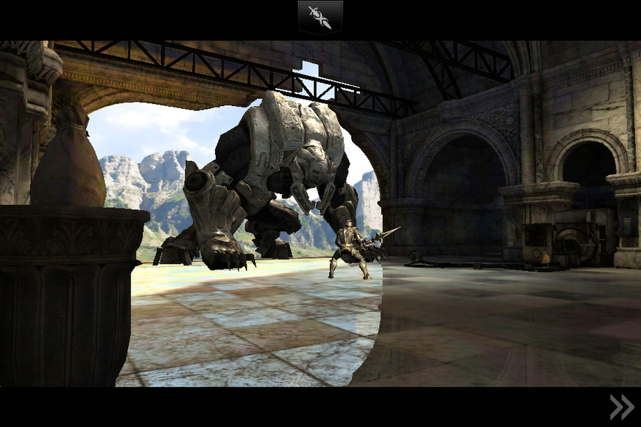 Infinity Blade II Screenshot #16