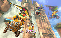 Mario Kart 8 Wii U Screenshot