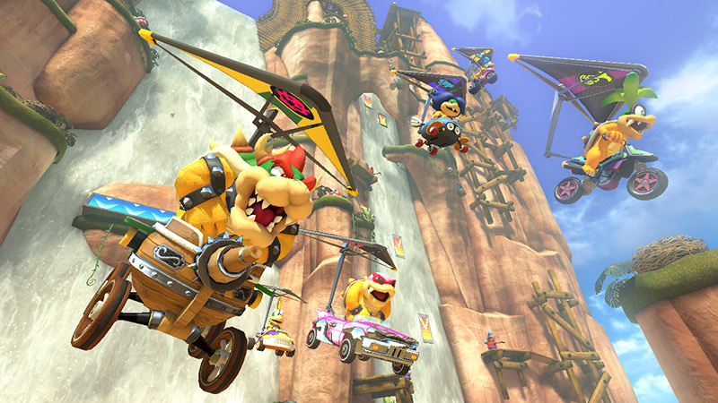 Mario Kart 8 Screenshot #1