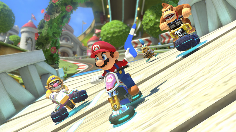 Mario Kart 8 Screenshot #4