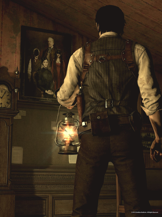 The Evil Within Screenshot #8
