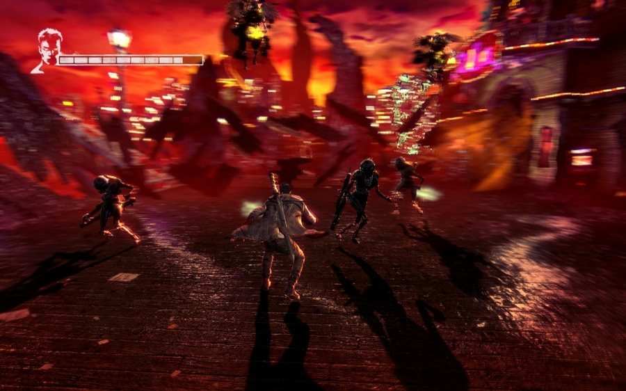 DmC: Devil May Cry Screenshot #14